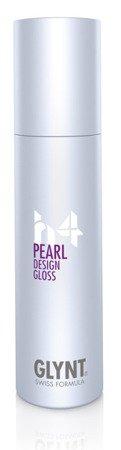 PEARL Design Gloss - utrwalający żel modelujący z rozświetlającym efektem masy perłowej, pozwala uzyskać efekt mokrych włosów nie sklejając ich przy tym.